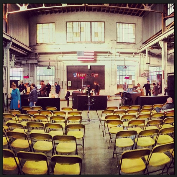 The Big Central venue in Minneapolis. Photo by Barista Guild of America.