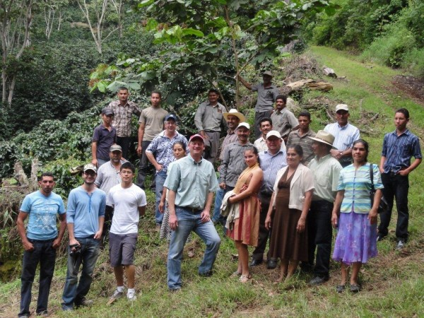 Crimson Cup coffee raising money for teacher in Honduras