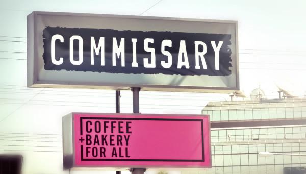 Coffee Commissary Burbank. Photo by Amparo Rios.