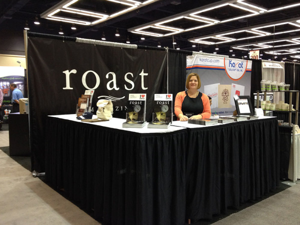 The Roast Booth with Connie!