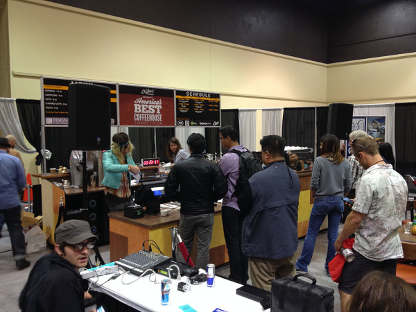America's Best Coffeehouse Competition