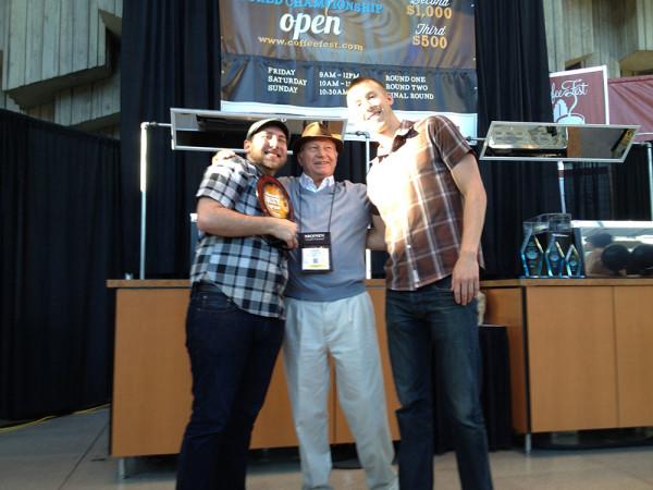 Winners of America's Best Espresso: Tony's Coffee Bar