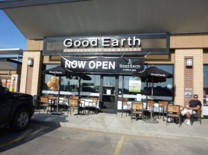 good earth to open coffee shops in Ontario