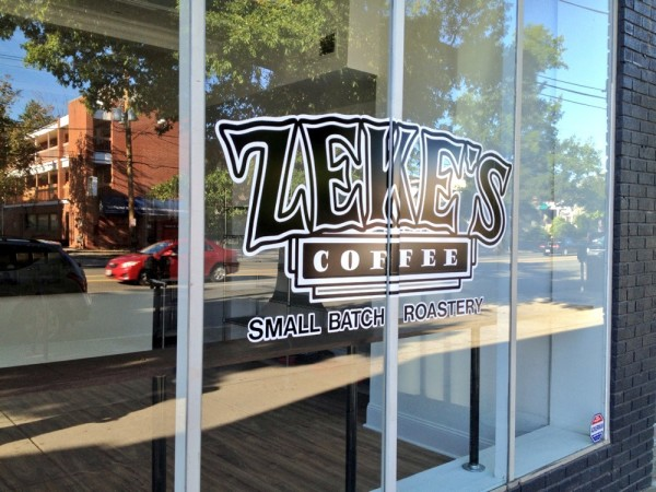 First Look: Baltimore's Zeke's Opening D.C. Roastery and Tasting Bar