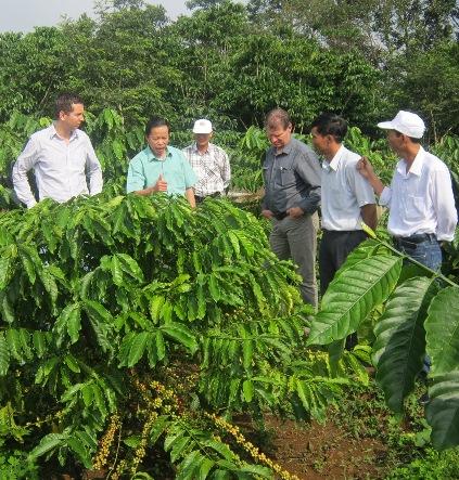 Certifier UTZ and Douwe Egberts Launch Climate Adaptation Program in Vietnam