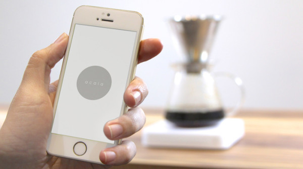 The Acaia app
