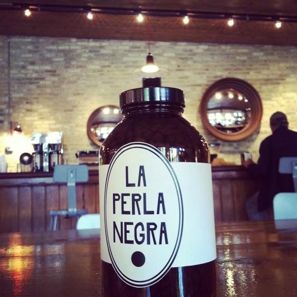 anodyne coffee la perla negra