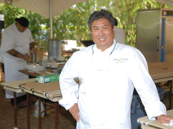 Star Chef Alan Wong and Hawaii Coffee Company Partner to Promote Ka'u