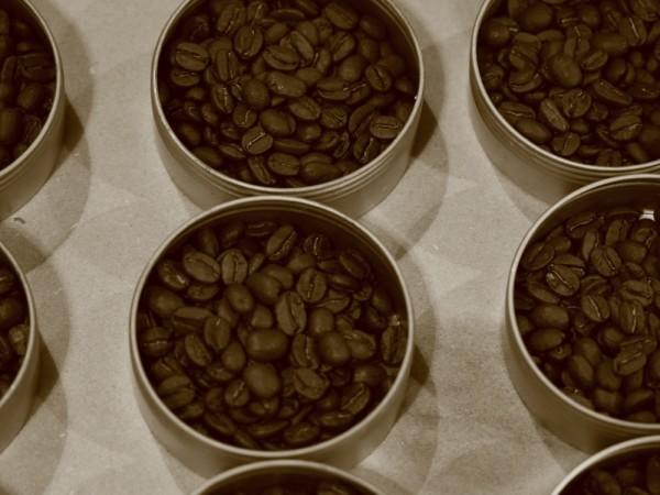Good food awards 2014 coffee finalists