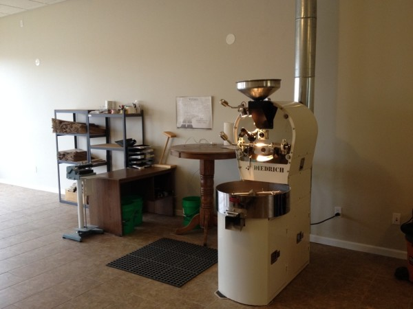 Populace Coffee in Bay City moving