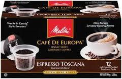 Melitta USA Introduces Café de Europa Gourmet Coffee for Keurig-Style Machines