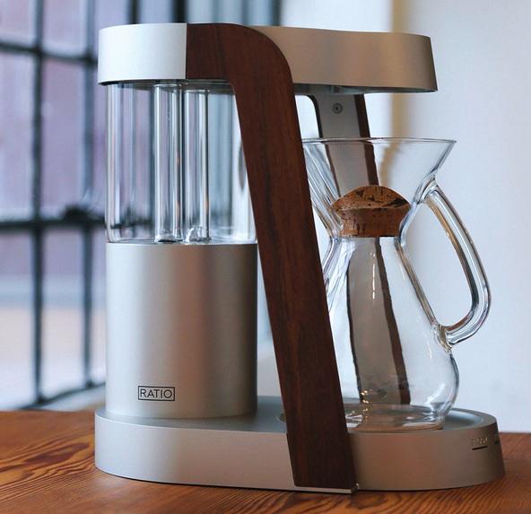 The Ratio coffee machine
