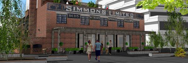 simmons building east village