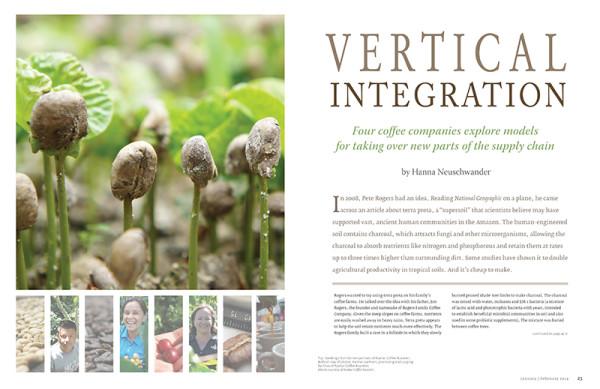 roast magazine vertical integration