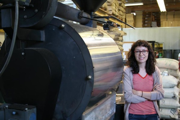Women Roasters Series: Caitlin McCarthy-Garcia of Equator