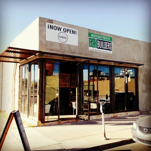 cartel coffee in Tucson