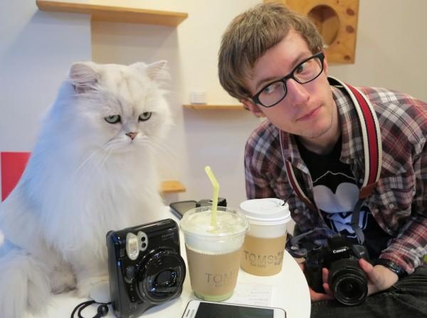 Tom Cat Cafe Facebook