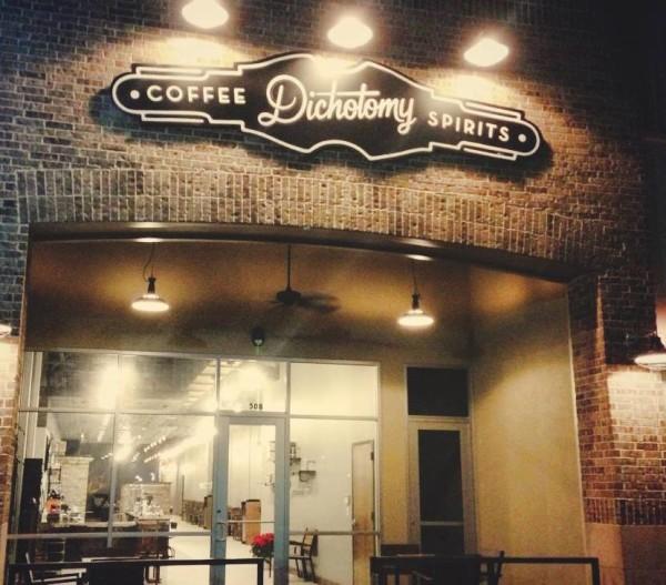 Dichotomy coffee in Waco