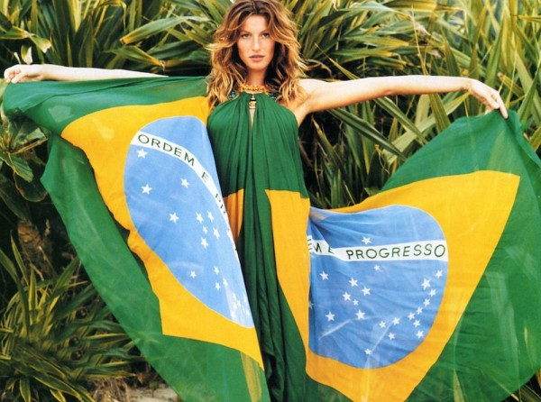 Supermodel Gisele Bündchen Joins Rainforest Alliance Board of Directors