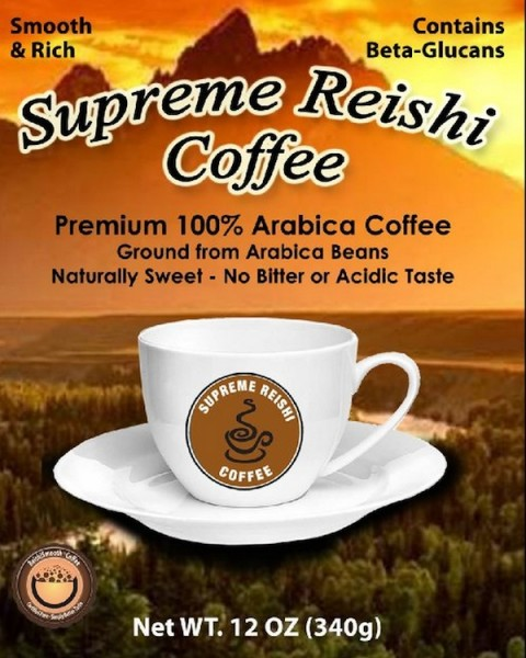 New Health Benefits Found in ReishiSmooth Coffee