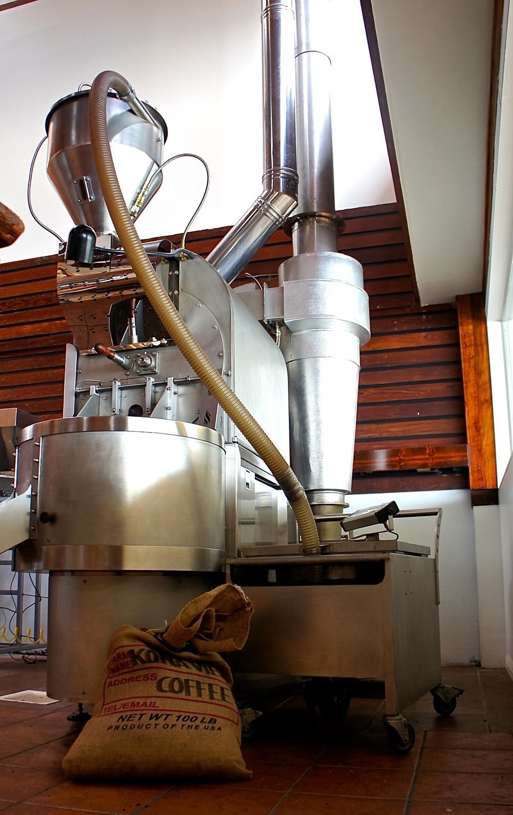 daylight mind coffee roaster