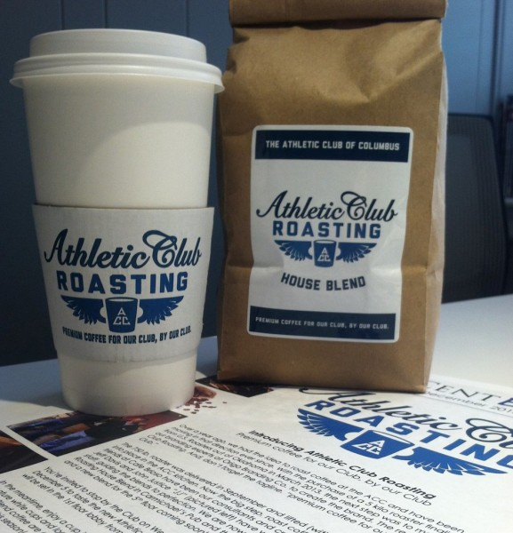 Athletic Club of Columbus roasted coffee