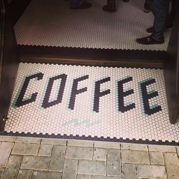 Sightglass coffee mission floor