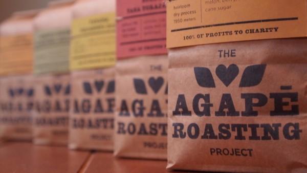 Agape_roasting