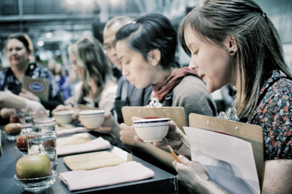 Photo courtesy of the SCAA and the Barista Guild of America