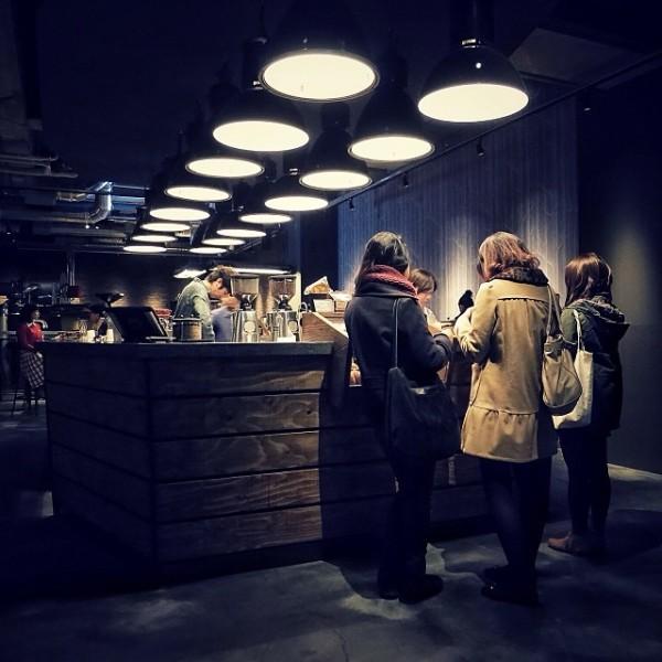 The Roastery coffee Tokyo