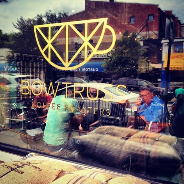 Bow Truss Coffee Chicago
