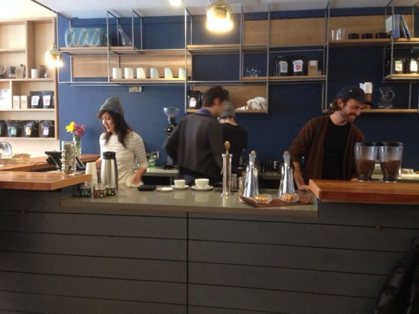 Inside Greenpoint's Newest Scandinavian Lifestyle Coffee Spot, Budin