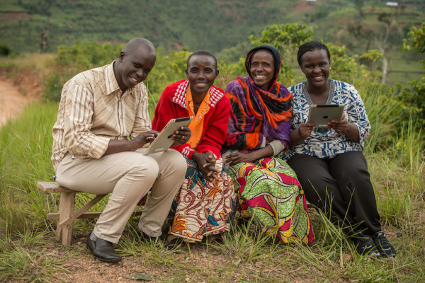 Sustainable Harvest Kicks Off Rwanda Initiative with Let's Talk Coffee Offshoot
