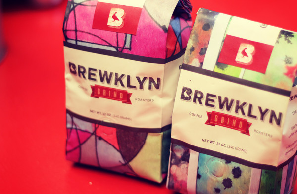Brewklyn Grind new packaging.