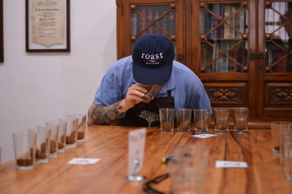 The 2-Day Cupping Extravaganza at Hacienda El Roble (photo gallery)
