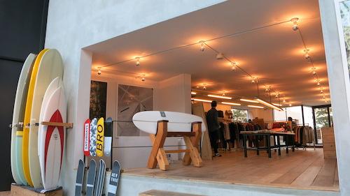 Surf Shop NYC in Tokyo