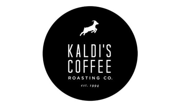 Kaldi's Coffee Roasting logo