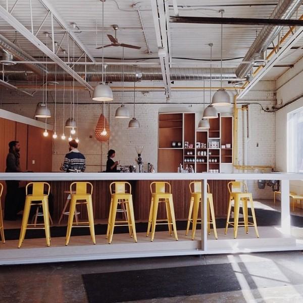 Elegant Taste: Pilot Coffee Roasters' Must-See Tasting Room