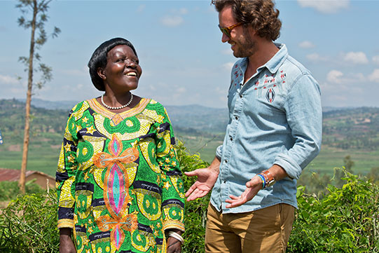 Toms Shoes Founder Blake Mycoskie Goes Big with New Coffee Venture