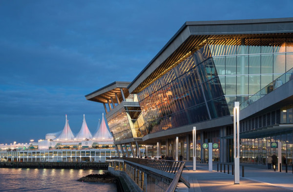 The Vancouver Convention Centre, home of TED2014.