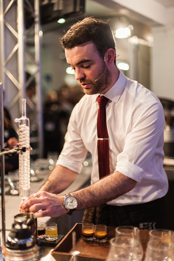 Joe Meagher UK Barista Championship