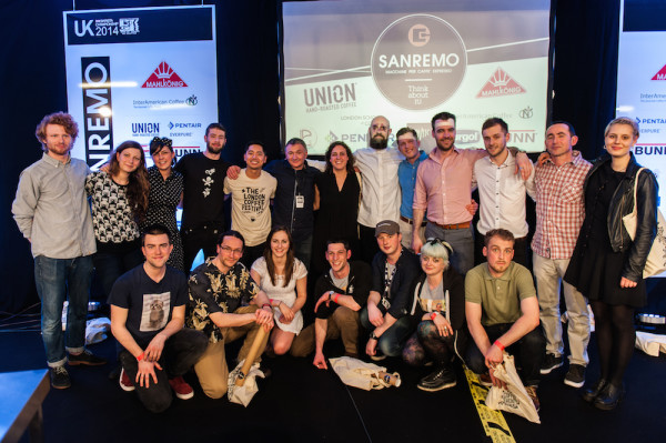 london uk barista cup competitors