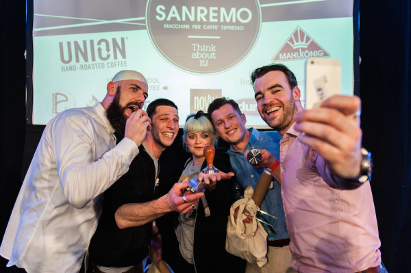 The UK Barista Championships at the London Coffee Festival (photo gallery)