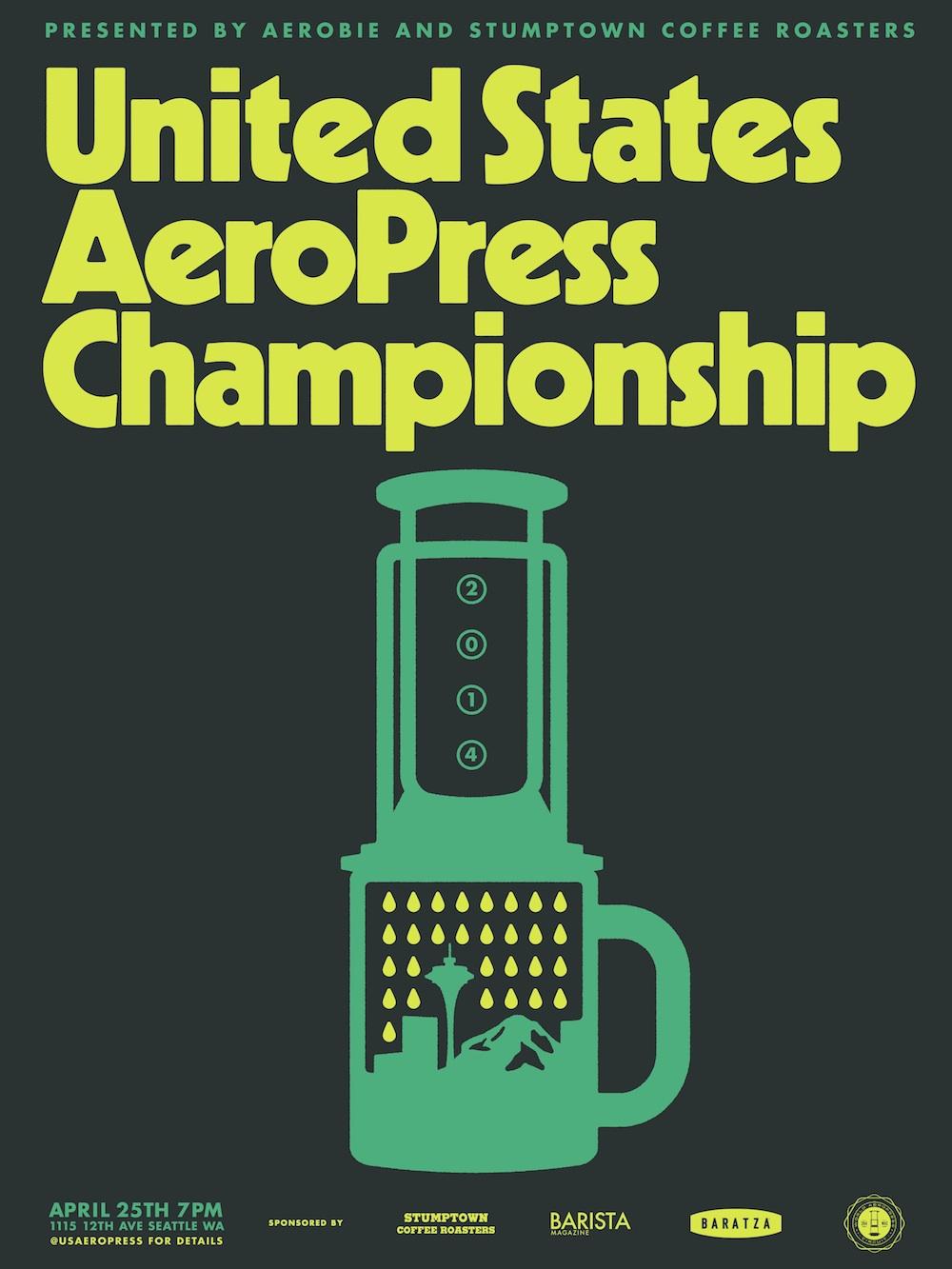 United States Aeropress Championship 2014
