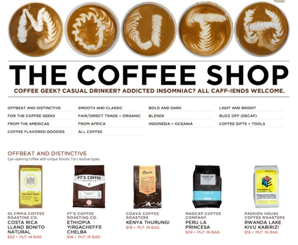 Indie Food Reseller Mouth Unveils Reputable Roaster Roster for Coffee Program