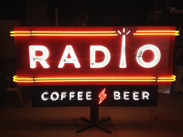 Radio Coffee & Beer coming to Manchaca and Ben White