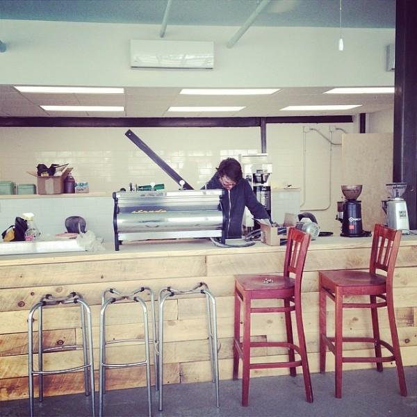 scout and co coffee bar burlington