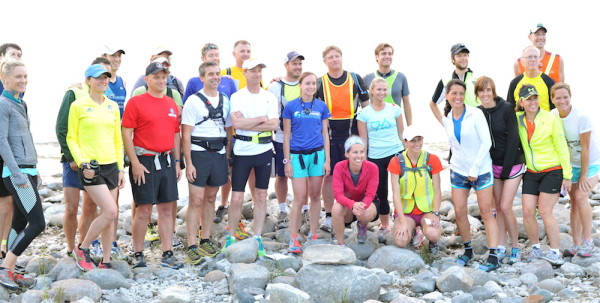 On the Ground Hosts the 2014 Overnight Summer Solstice Run