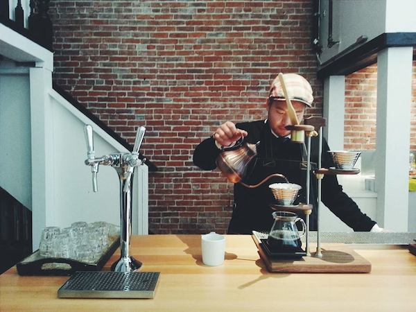The Risk-Filled Ride Begins for Vancouver's Timbertrain Coffee Roasters