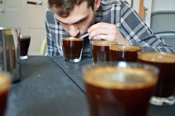 Ben Vollmar Flatlands Coffee Bowling Green